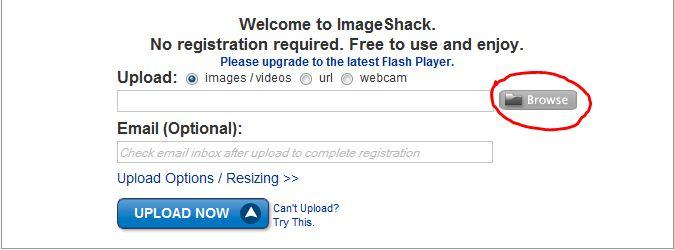 Ako uploadovať fotky na internet?