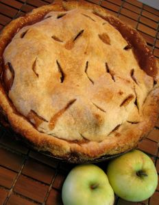 Ako upiecť jablkový koláč?