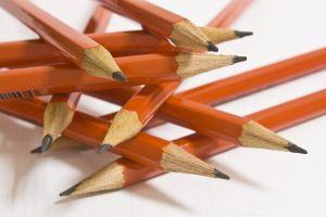 Ako zastrúhať ceruzku?