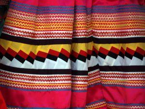 Etno šaty