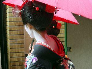 Kimono šaty