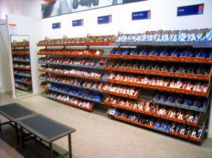 Predaj obuvi