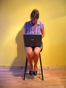 Stoličky k počítaču
