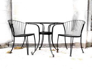 Stoličky na terasu