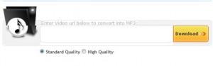 Ako spraviť MP3 z youtube videa?