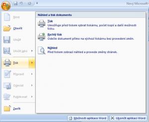 Ako previesť formát doc na pdf?