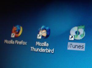 Ako na Thunderbird?