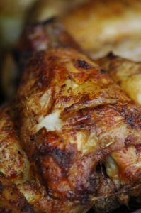 Ako upiecť kura?