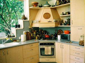 Rohové kuchynské linky