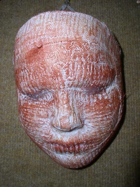 Ako si vyrobiť sadrové masky?