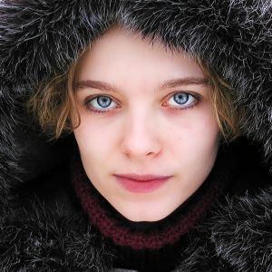 Šaty na zimu