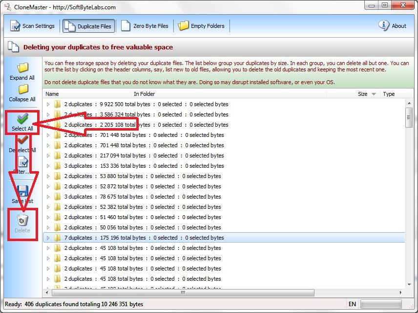 Ako odhaliť duplicitné súbory?
